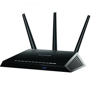ihocon: Netgear (R7000-100PAS) Nighthawk AC1900 Dual Band WiFi Router, Circle with Smart Parental Controls, Compatible with Amazon Alexa 雙頻路由器