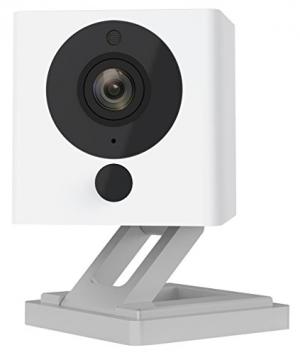 ihocon: Wyze Cam 1080p HD Indoor Wireless Smart Home Camera with Night Vision, 2-Way Audio, Works with Alexa  室內無線智能家居安全監視相機,夜視,雙向通話