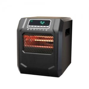 ihocon: Lifesmart 4-Element Quartz Infrared Portable Electric Large Room Space Heater紅外線電熱器
