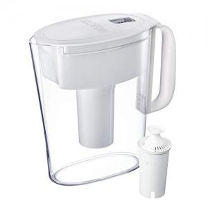 ihocon: Brita Small 5 Cup Water Filter Pitcher with 1 Standard Filter 5杯濾水瓶+1個濾芯 - 3色可選