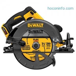 ihocon: DEWALT DCS575B FLEXVOLT 60V MAX Bare Tool Brushless Circular Saw