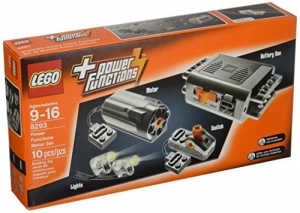 ihocon: LEGO樂高Technic Power Functions Motor Set 8293