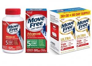Move Free關節保養品200粒 $17.09免運(原價$29.99)