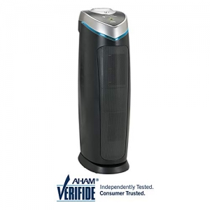 "ihocon: GermGuardian AC4825 22"" 3-in-1  True HEPA Filter, UVC Sanitizer, Home Air Cleaner, 3 Yr Warranty三合一全室空氣淨化/清淨機"