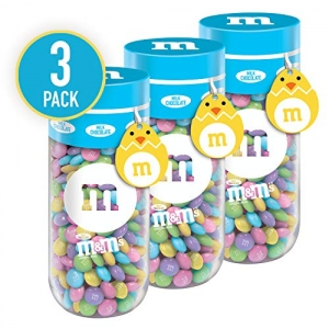 ihocon: M&M's Milk Chocolate Easter Gift Jars, 13 Ounce (Pack of 3)