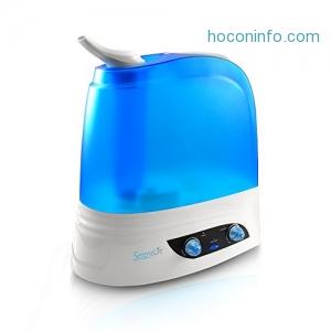 ihocon: SereneLife Cool Mist Ultrasonic Humidifier室內加濕器