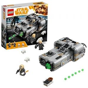 LEGO樂高星球大戰 Star Wars Solo: A Star Wars Story Moloch's Landspeeder 75210 (464 Piece) $25免運(原價$39.99, 37% Off)
