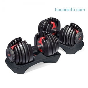 ihocon: Bowflex SelectTech 552 Adjustable Dumbbells (Pair)可調式健身啞鈴一對