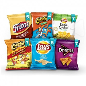 ihocon: Frito-Lay Bold Mix Variety Pack, 35 Count