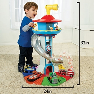 ihocon: PAW Patrol My Size Lookout Tower with Exclusive Vehicle,