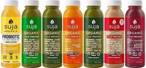 ihocon: Suja Juice Organic Cold-Pressed Juice, 3 Day Cleanse, 12 Fl Oz (Pack of 21)有機冷壓果汁21瓶