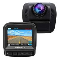ihocon: AKASO 1296P HD Dashcam 170° Wide Angle Dash Camera 行車記錄器