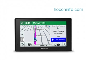 ihocon: Garmin DriveSmart 51 LMT-S 5 GPS with Built-In Bluetooth, Lifetime Map Updates and Lifetime Traffic Updates
