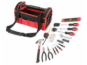 [只有今天] Olympia Tools 56件工具 + 收納袋 $24.99(原價$39.99, 38% Off)