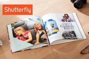 讚! Shutterfly 20頁 相冊才$7.99免運