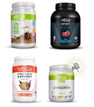 [Amazon今日特賣] Vega蛋白粉 特價!