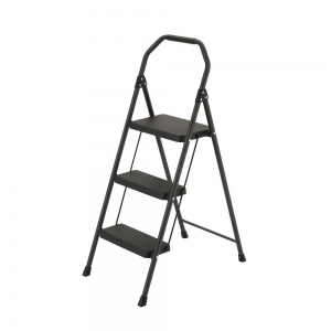 ihocon:  Gorilla Ladders 3-Step Compact Steel Step Stool