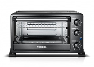 ihocon: Toshiba MC25CEY-BS Mechanical oven with Convection/Toast/Bake/Broil小烤箱