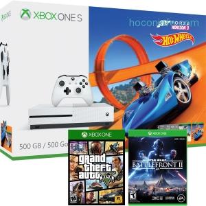 ihocon: Choice of Xbox One Bundle with Two Bonus Games