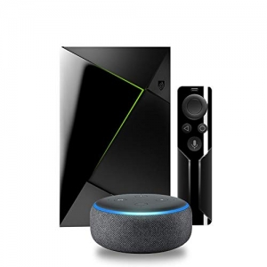 ihocon: Echo Dot (3rd Gen) Bundle with NVIDIA Shield TV