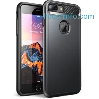 ihocon: NexCase iPhone 7 Plus Case (MetallicGray)
