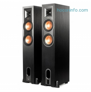 ihocon: Klipsch R-26PF 260W Powered Floorstanding Bluetooth Speaker, Pair