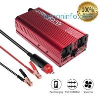 EBTOOLS Car Power Inverter $29.99免運(原價$37.79, 21% Off)