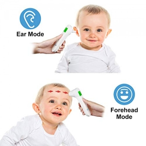 ihocon: CCKARE Forehead and Ear Thermometer前額/耳朵溫度計