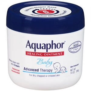 ihocon: Aquaphor Baby Healing Ointment Advanced Therapy Skin Protectant, 14 Ounce