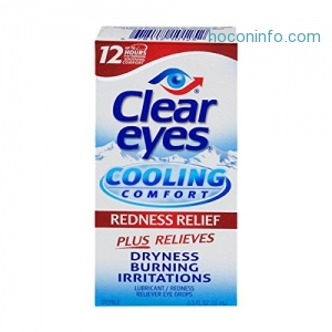 ihocon: Clear Eyes Cooling Comfort Redness Relief