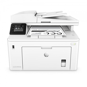 ihocon: HP LaserJet Pro M227fdw All-in-One Wireless Laser Printer, Amazon Dash Replenishment ready (G3Q75A)無線多功能雷射印表機(Print/Scan/Copy/Fax)