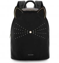 TED BAKER LONDON 猫咪背包 $95.40免運(原價$159, 40% Off)