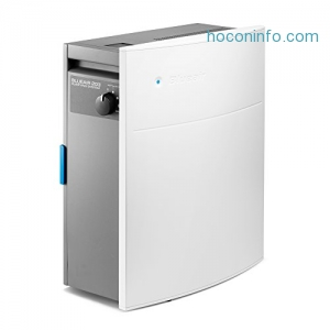 ihocon: Blueair Classic 203 Slim HepaSilent Air-Purification System, Allergy and Dust Reducer, Small Rooms 237 sq. ft.空氣清淨機