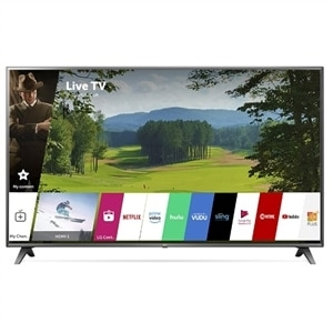 ihocon: LG 86 Inch LED 4K HDR Smart UHD TV w/ AI ThinQ - 86UK6570PUB 智能電視