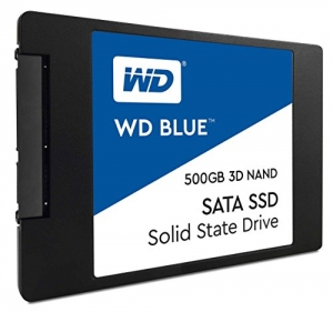 ihocon: WD Blue 3D NAND 500GB PC SSD - SATA III 6 Gb/s 2.5/7mm Solid State Drive固態硬碟