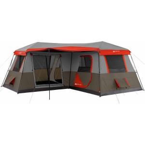 ihocon: Ozark Trail 16x16 Instant Cabin Tent Sleeps 12 快速搭建帳篷