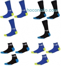 ihocon: Go4it Men's Sport Compression Socks 3-pack男士壓力運動襪3雙