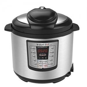 ihocon: Instant Pot IP-LUX60 V3 Programmable Electric Pressure Cooker, 6Qt 多功能電壓力鍋