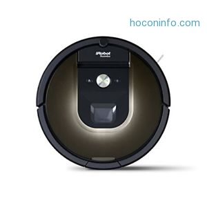 ihocon: iRobot Roomba 980 Vacuum Cleaning Robot 110v-240v R980020 Brand New