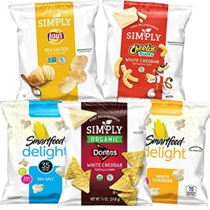 ihocon: Simply & Smartfood Delights Variety Pack, 36 Count