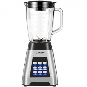 ihocon: Decen Blender Smoothie Blender 1000 Watt