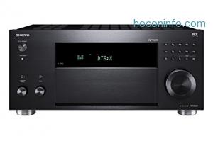 ihocon: Onkyo TX-RZ820 THX-Certified 7.2-Channel 4K Network A/V Receiver