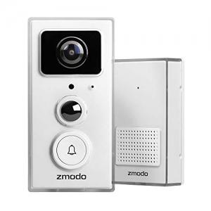 ihocon: Zmodo Smart Video Doorbell/Door Chime with 1080p Full HD WiFi Night Vision Camera 智能監視門鈴