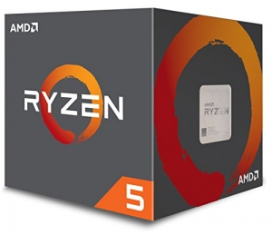 ihocon: AMD Ryzen 5 1600 Processor with Wraith Spire Cooler (YD1600BBAEBOX)