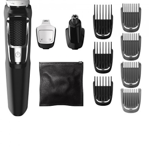 ihocon: Philips Norelco Multi Groomer MG3750/50 - 13 piece 飛利浦電動理髮/修容器