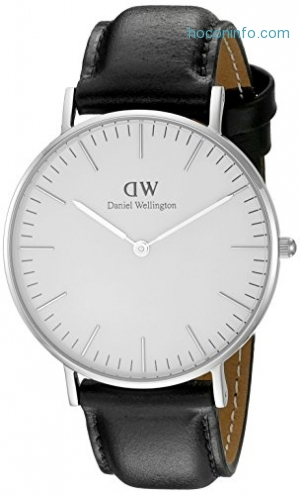 ihocon: Daniel Wellington Women's 0608DW Sheffield Stainless Steel Watch