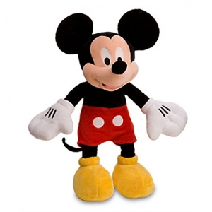ihocon: Disney Mickey Mouse Plush Toy -- 17'' 迪士尼米老鼠毛絨玩具