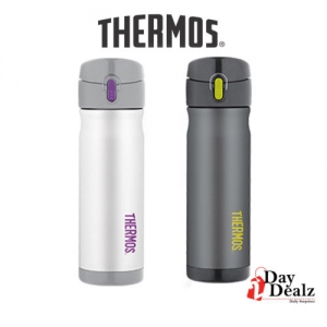ihocon: NEW THERMOS 16oz 不銹鋼保温水瓶
