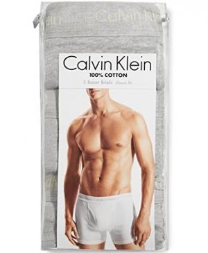 ihocon: Calvin Klein Men's Cotton Classics Multipack Boxer Briefs  男士棉質內褲3件