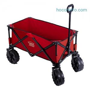ihocon: Timber Ridge Folding Camping Wagon/Cart